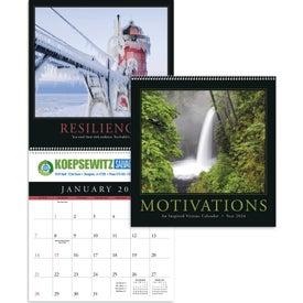 Motivations Executive Calendar for Promotion