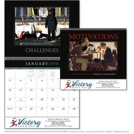 Motivations - Saturday Evening Post Calendar (2014)