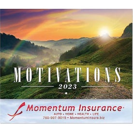 Motivations Stapled Wall Calendars (2022)