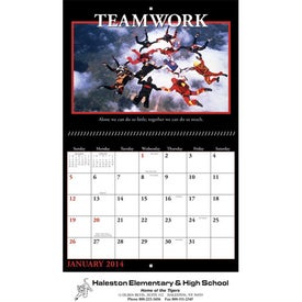 Company Motivations Wall Calendar