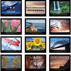 Customized Motivations Wall Calendar
