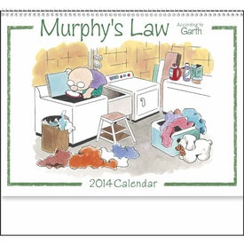 Advertising Murphy's Law Calendar