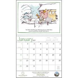 Promotional Murphy's Law Calendar