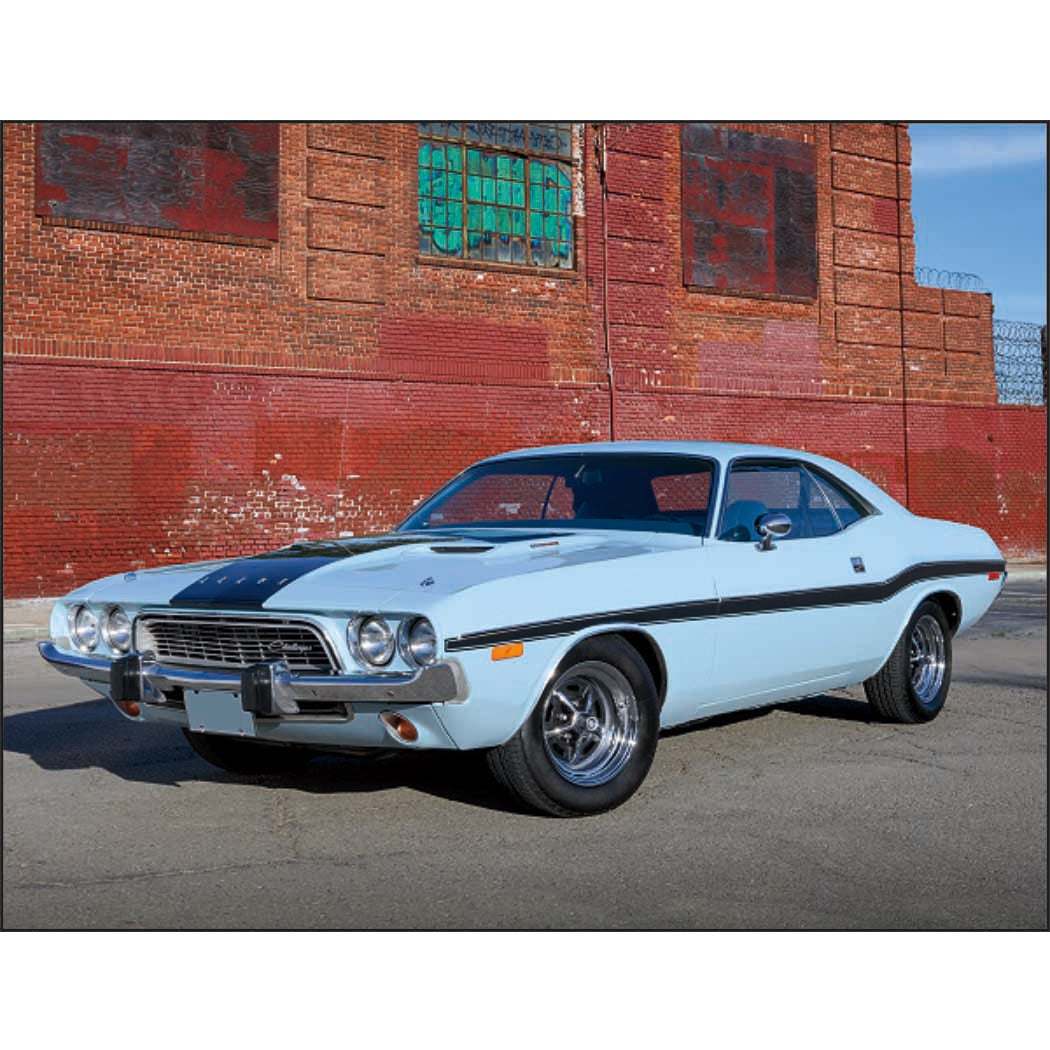 Muscle Cars Appointment Calendar (2016)