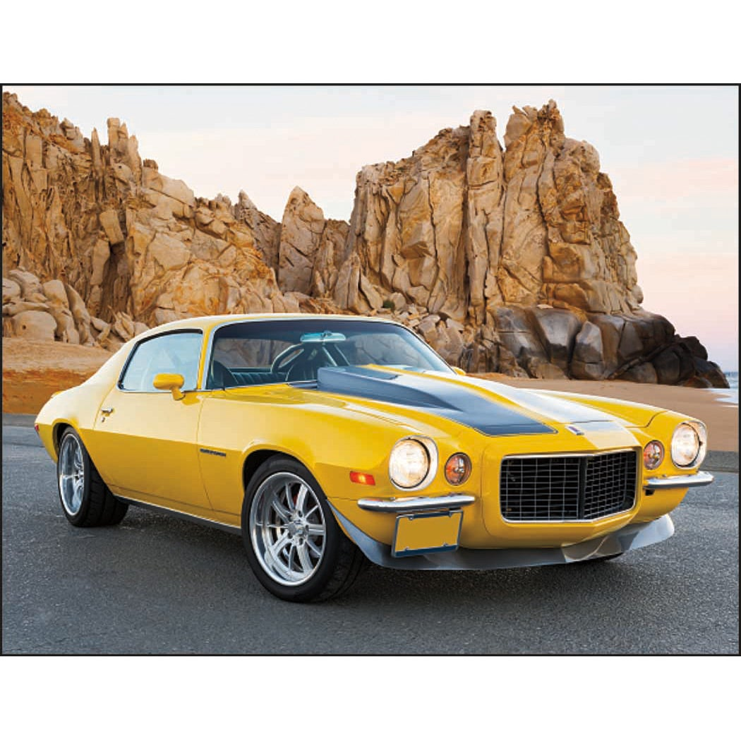 Muscle Cars Appointment Calendar (2017)
