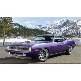 Custom Muscle Cars - Executive Calendar
