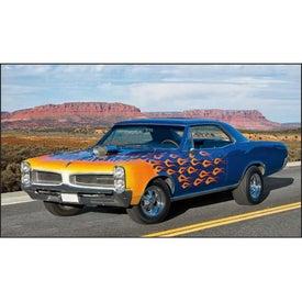 Imprinted Muscle Cars - Executive Calendar