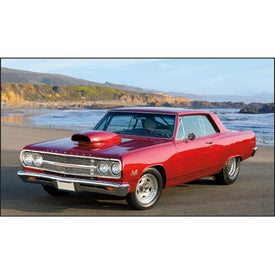 Muscle Cars - Executive Calendar for your School