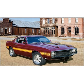 Muscle Cars - Executive Calendar Printed with Your Logo