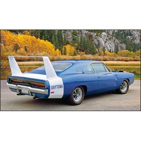 Muscle Cars - Executive Calendar Branded with Your Logo