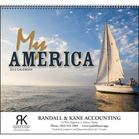 Custom My America Appointment Calendar
