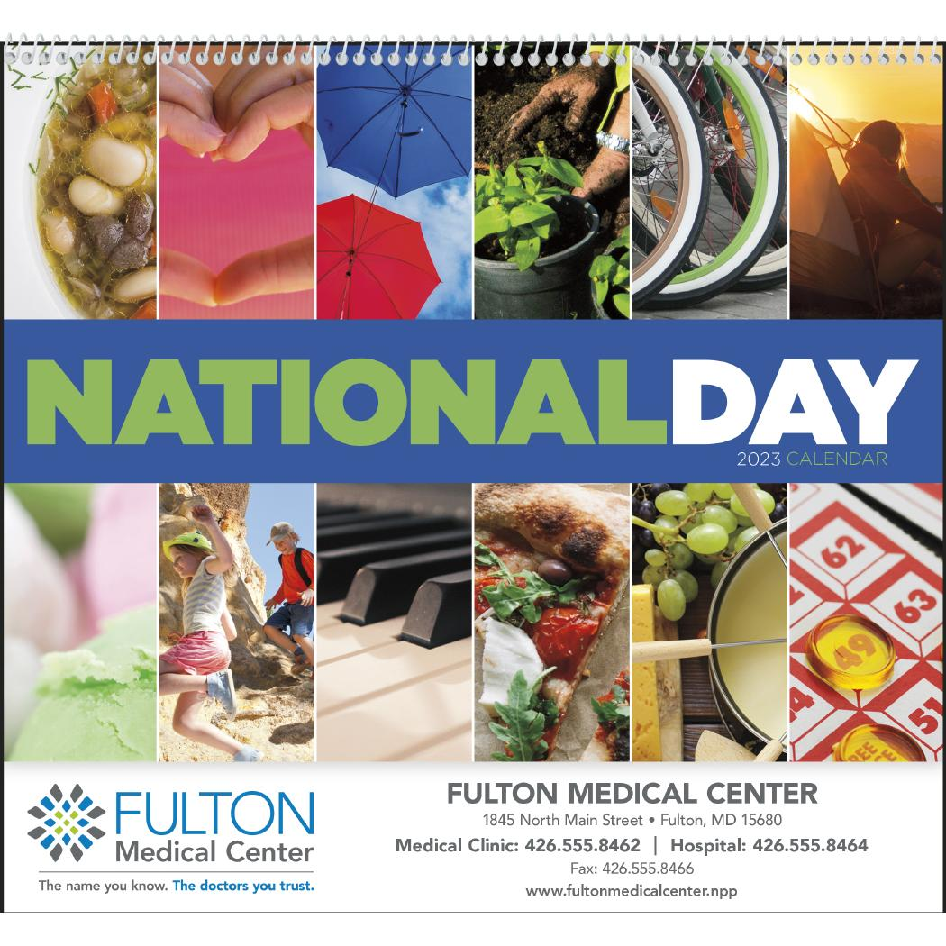 National Day Calendars