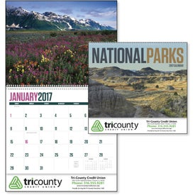 National Parks Appointment Calendar for Customization
