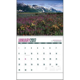 National Parks Appointment Calendar for Your Company