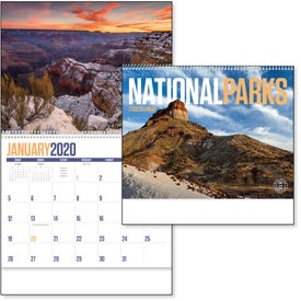 National Parks Appointment Calendar (2020)