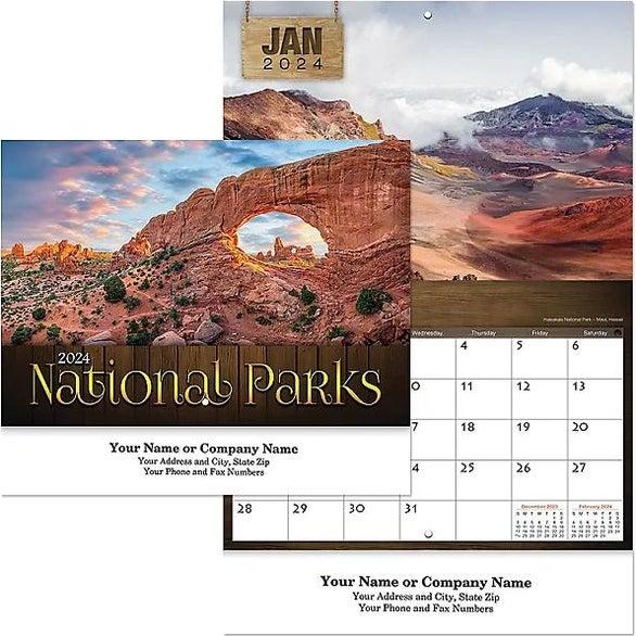 National Parks Calendar 2022.Giveaway National Parks Wall Calendars 2022 Calendars Wall Calendars
