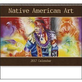 Native American Art Appointment Calendar for your School