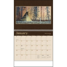 Native American Art Appointment Calendar for Customization