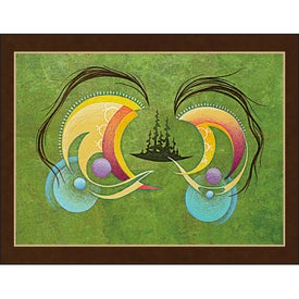 Native American Art Appointment Calendar Printed with Your Logo