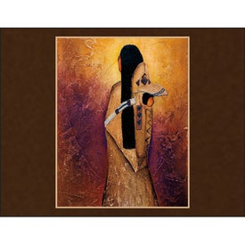 Native American Art Appointment Calendar Imprinted with Your Logo