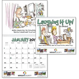 Custom Laughing It Up! Appointment Calendar