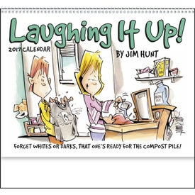 Customized Laughing It Up! Appointment Calendar