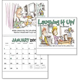 Company Laughing It Up! Appointment Calendar