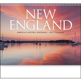 Custom New England Appointment Calendar