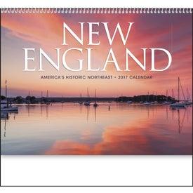 Custom New England Appointment Calendar