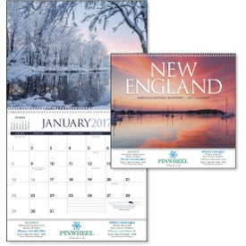 Company New England Appointment Calendar