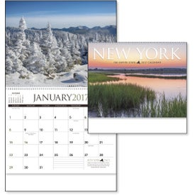 New York Appointment Calendar for Marketing