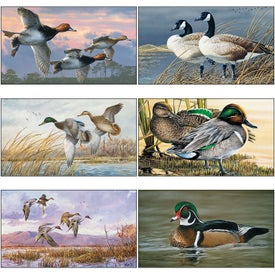 North American Waterfowl Executive Calendar for Your Church