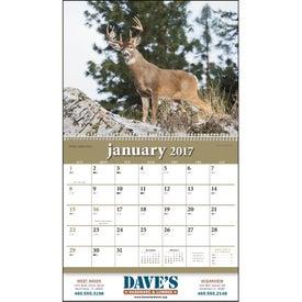 Logo North American Wildlife Wall Calendar