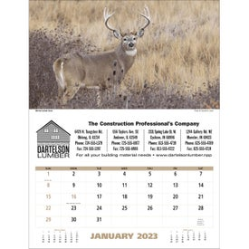 North American Wildlife Executive Calendar (2017)