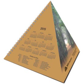 Imprinted Pathways Triangle Tent