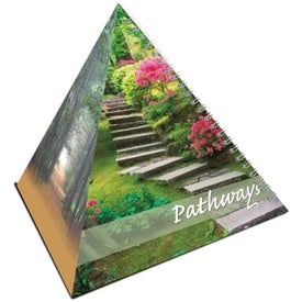Pathways Triangle Tent Giveaways