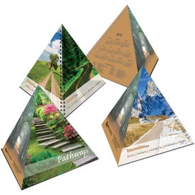 Promotional Pathways Triangle Tent