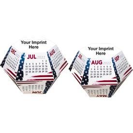 Stars and Stripes Pop-Ups Calendar
