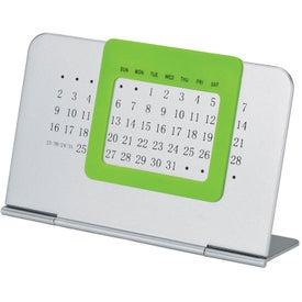 Perpetual Desk Calendar for Your Church