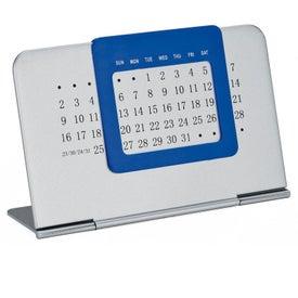 Branded Perpetual Desk Calendar