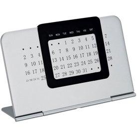 Perpetual Desk Calendar for Advertising
