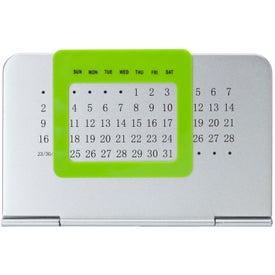 Company Perpetual Desk Calendar