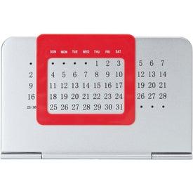 Perpetual Desk Calendar for Your Company