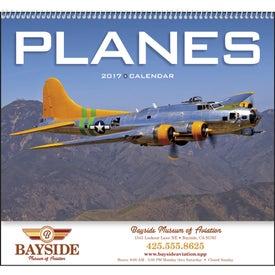 Planes Appointment Calendar (2020)