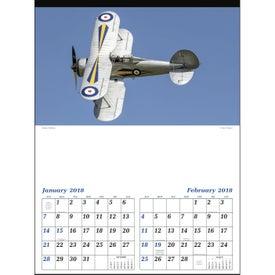 Printed Planes - Executive Calendar