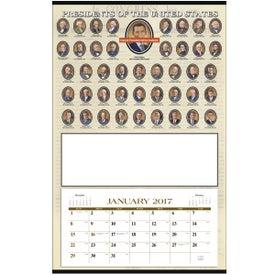 Presidents Hanger Calendar for your School