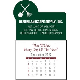 Press-N-Stick - Contemporary Calendar Pad