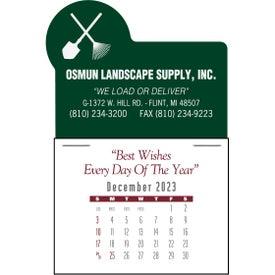 Company Press-N-Stick - Contemporary Calendar Pad
