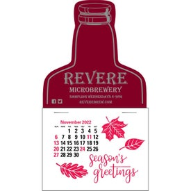 Press-N-Stick - Standard Calendar Pad