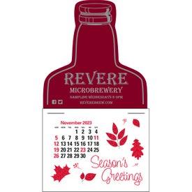 Press-N-Stick - Standard Calendar Pad